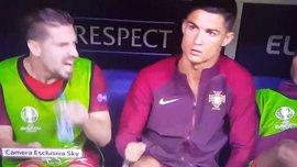 Удар від Роналду на лаві запасних у фіналі Євро-2016? Було не до сміху, – Адріен Сілва