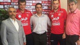 Офіційно: Полянський і Прийомов перейшли у клуб, який запрошує Мілевського