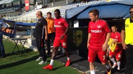 Ананидзе забил сумасшедший гол, обойдя 5-х соперников в Лиге Европы