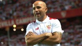"""Сампаолі: """"Севілья"""" змушена фактично вигадати гравців на матч проти """"Барселони"""""""