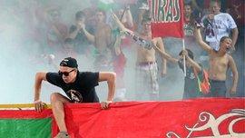 У Росії після матчу команд Девіча та Будківського госпіталізували фаната у стані наркотичного сп'яніння