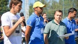 Гармаш фінансово допоміг провести Всеукраїнський дитячий турнір