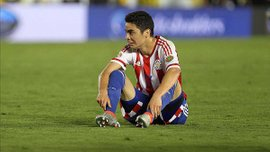 """""""Арсенал"""" готовий викласти 11 мільйонів фунтів стерлінгів за молодого парагвайця"""