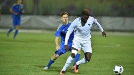 Україна U-21 – Франція U-21 – 1:0. Відео голу та огляд матчу