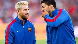 Як Мессі та Суарес епічно тролили один одного перед матчем Аргентина – Уругвай