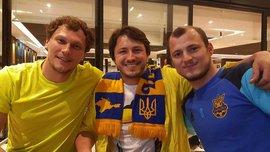 Притула организует очередной флешмоб среди болельщиков сборной Украины