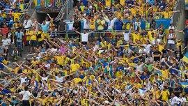 Украина – Исландия: УЕФА запретил ФФУ использовать интершум на стадионе, хотя прецеденты были