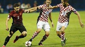 Хорватія – Туреччина – 1:1. Відео голів і огляд матчу