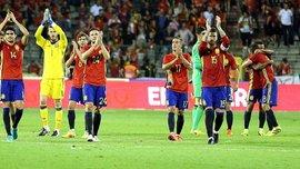 Испания – Лихтенштейн – 8:0. Видео голов и обзор матча