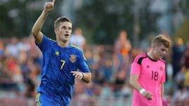 Україна U-21 – Шотландія U-21 – 4:0. Відео голів та огляд матчу