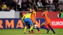 Швеція – Нідерланди – 1:1. Відео голів та огляд матчу