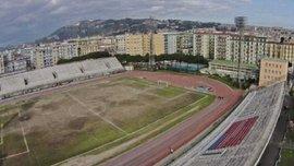"""Президент """"Наполи"""" хочет выкупить для команды ужасный стадион аматоров"""