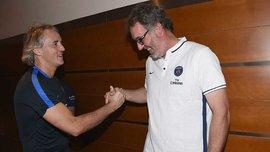 Манчіні і Блан є головними претендентами на посаду головного тренера збірної Англії