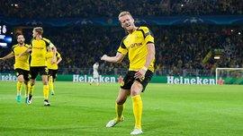 Шюррле покорился уникальный рекорд среди немецких игроков в Лиге чемпионов