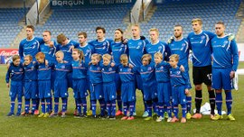 Евро-2017 U-21: Исландия победила Шотландию