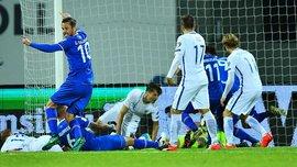 Ісландія – Фінляндія – 3:2. Відео голів та огляд матчу