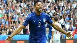 Пелле прогнали со сборной Италии после матча с Испанией