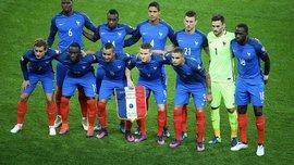 Франция – Болгария – 4:1. Видео голов и обзор матча