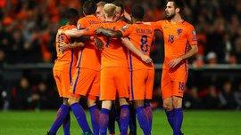 Нидерланды – Беларусь – 4:1. Видео голов и обзор матча