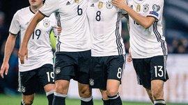Германия – Чехия – 3: 0. Видео голов и обзор матча