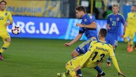 Украина – Косово – 3:0. Видео голов и обзор матча