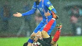 Исландия – Турция – 2:0. Видео голов и обзор матча