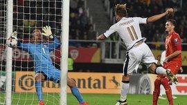Македонія – Італія – 2:3. Відео голів і огляд матчу