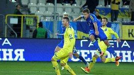 Гол Кравца в ворота Косово записали на защитника