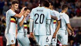 Гібралтар – Бельгія – 0:6. Відео голів та огляд матчу