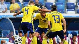 Швеция – Болгария – 3:0. Видео голов и обзор матча