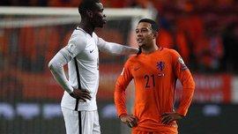 Нідерланди – Франція – 0:1. Відео гола і огляд матчу