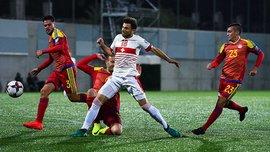 Андорра – Швейцария – 1:2. Видео голов и обзор матча