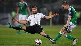 Германия – Северная Ирландия – 2:0. Видео голов и обзор матча