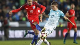Словенія – Англія – 0:0. Відеоогляд матчу