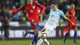 Словения – Англия – 0:0. Видеообзор матча