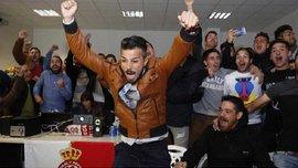 """Как малоизвестный клуб праздновал попадание на """"Реал"""" в Кубке Испании"""