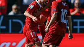 Как конкурент Коноплянки забил шедевральный гол в стиле украинца