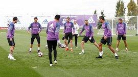 """Роналду і Бейла """"повозили"""" на тренуванні """"Реала"""", Кріштіану ще й осоромився – емоційне відео"""