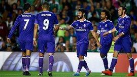 """Іско забив 100-й гол """"Реала"""" Зідана, """"Бетіс"""" зазнав історичної поразки"""