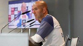 """""""Реал"""" Зідана після стартових 8 турів Прімери демонструє гірші показники, ніж при Бенітесі"""