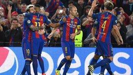 """""""Барселона"""" – """"Ман Сіті"""" – 4:0. Відео голів та огляд матчу"""