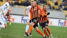 """""""Шахтар"""" – """"Гент"""": Коваленко забив майже з центра поля і не дограв перший тайм"""