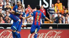 """""""Валенсія"""" – """"Барселона""""– 2:3. Відео голів та огляд матчу"""