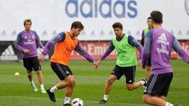 """Хавбек """"Реала"""" повернувся до тренувань в загальній групі вперше за 424 дні"""