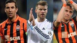 10 самых высокооплачиваемых футболистов чемпионата Украины. Инфографика