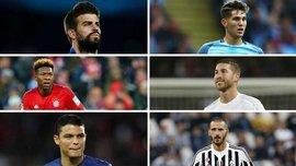 France Football склав рейтинг з топ-18 найкращих захисників світу