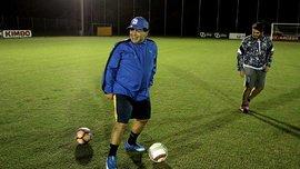 """Марадона: Мій """"Наполі"""" забив би такому """"Ювентусу"""" чотири голи"""