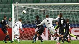 """Супергол у ворота """"Реала"""" лідирує в запеклому голосуванні за найкрасивіший гол 4-го турі ЛЧ"""