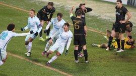 """Ліга Європи. Джуліано знову врятував Луческу, Адуріс оформив пента-трик у ворота """"Генка"""""""