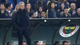 """Моуринью: """"Фенербахче"""" настроился на игру с нами так, будто это был финал Лиги чемпионов"""